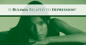 Is Bulimia Related to Depression