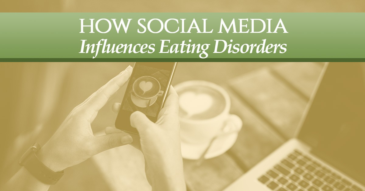 How Social Media Influences Eating Disorders